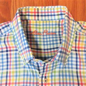 ALAN FLUSSER REGULAR FIT SHIRT 100% COTTON
